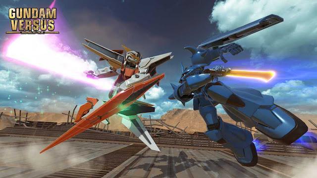 Bandai Namco Entertainment akan mengeluarkan sebuah game bergenre Fighting yang namanya su Ini Dia, Trailer Game Gundam Versus
