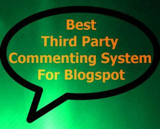 third party commenting system, commenting system blogger, blogspot commenting system