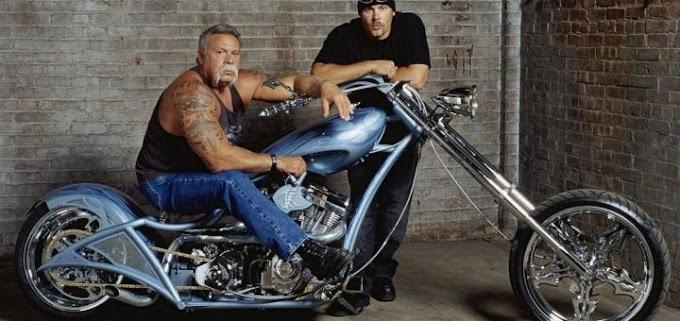 Белые расисты на Harley Davidson