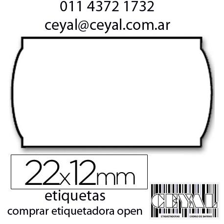Thumbnail de Etiquetas adhesivas para ropa