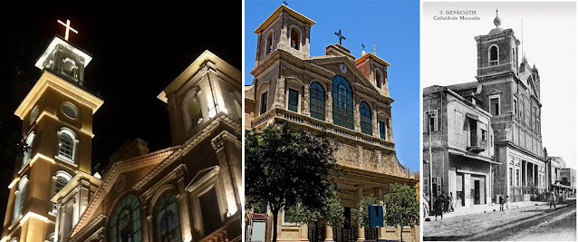 Cathedral Maronite St George