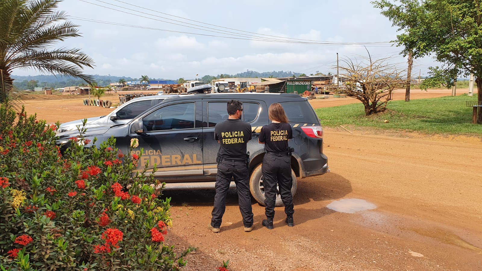 Polícia Federal deflagra a Operação Alerta Amazônia.