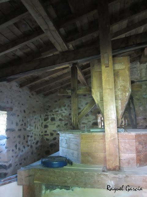 Molino de Aloria (Amurrio, Álava)