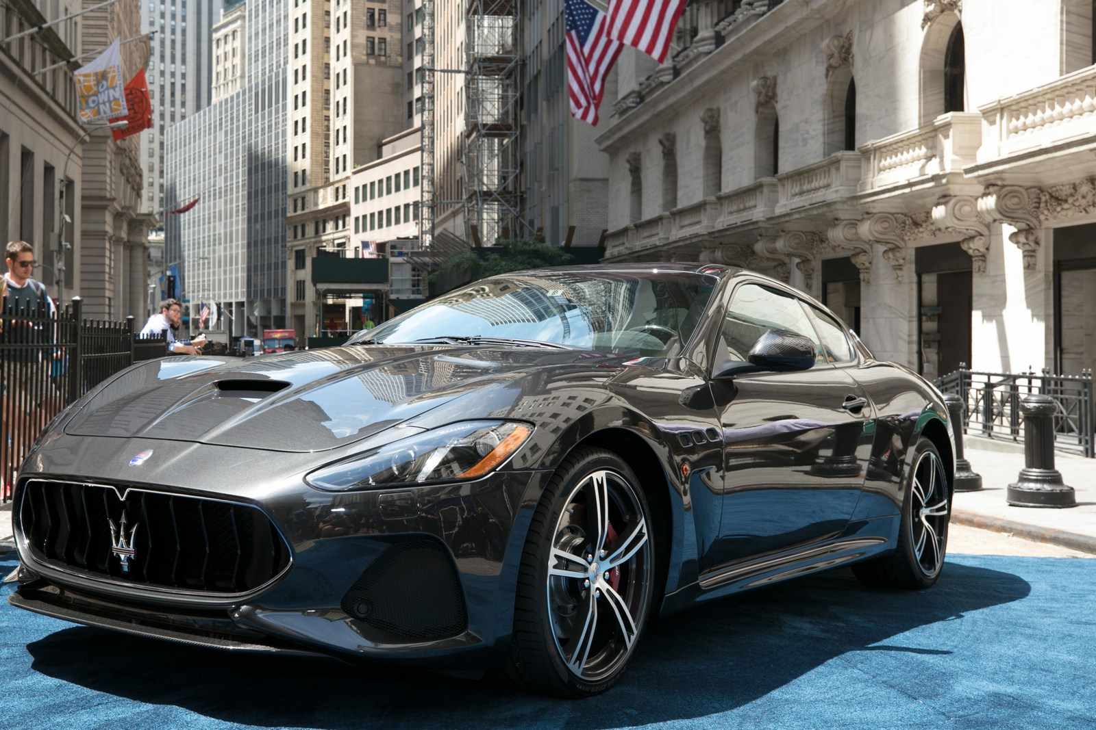 new maserati granturismo slated for 2020 carscoops. Black Bedroom Furniture Sets. Home Design Ideas