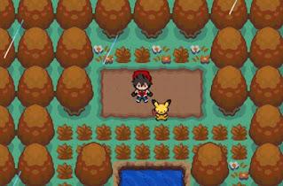 Pokemon Mega Evolution 3 para GBA Pikachu de Ash