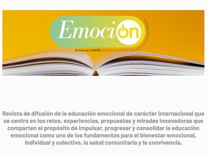 Nueva revista para difundir la Educación emocional.