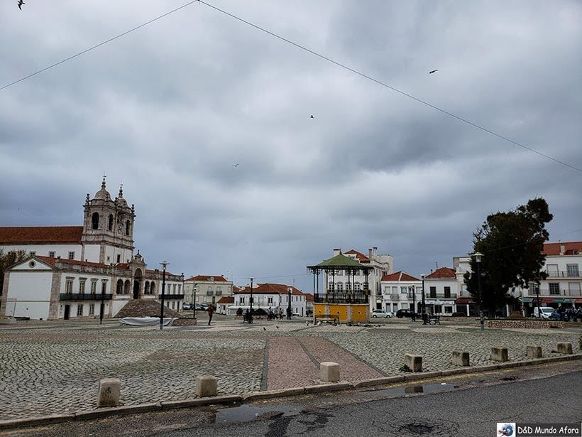 Sítio de Nazaré - O que fazer em Nazaré Portugal