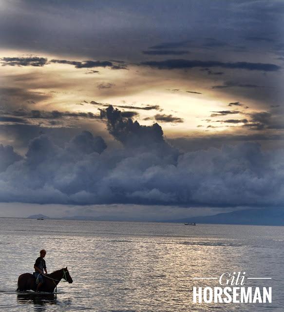 Gili Trawangan Horseman