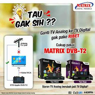 Pemasangan Tv Digital Salatiga