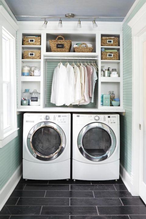 14 claves imprescindibles para un cuarto de lavado perfecto