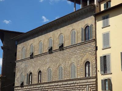 bugnato-facciata-pietra-architettura-Firenze-Rinascimento