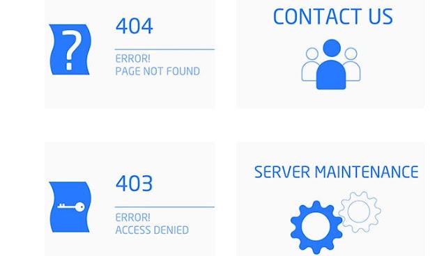 HTTP Status Code Errors: eAskme