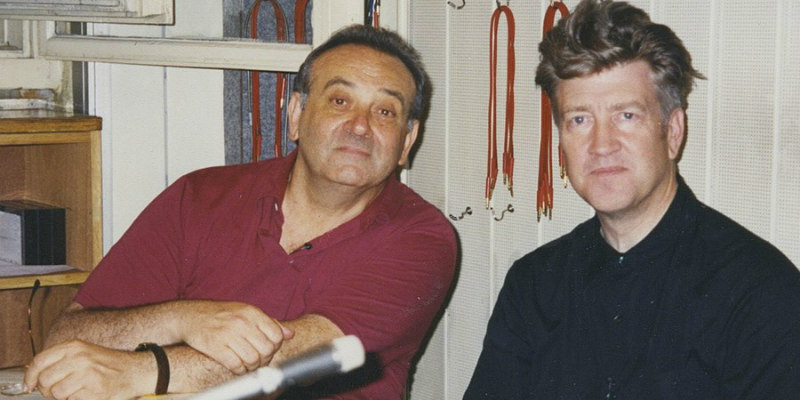 David Lynch & Angelo Badalamenti
