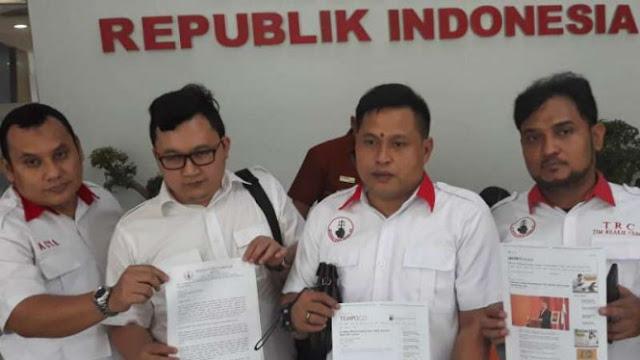 Dianggap Tak Netral, Dua Menteri Jokowi Dilaporkan ke Ombudsman
