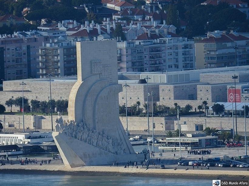 Padrão dos Descobrimentos - O que fazer em Lisboa, Portugal