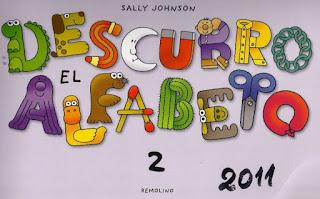 Actividades para la lectoescritura Descubro el Alfabeto 2