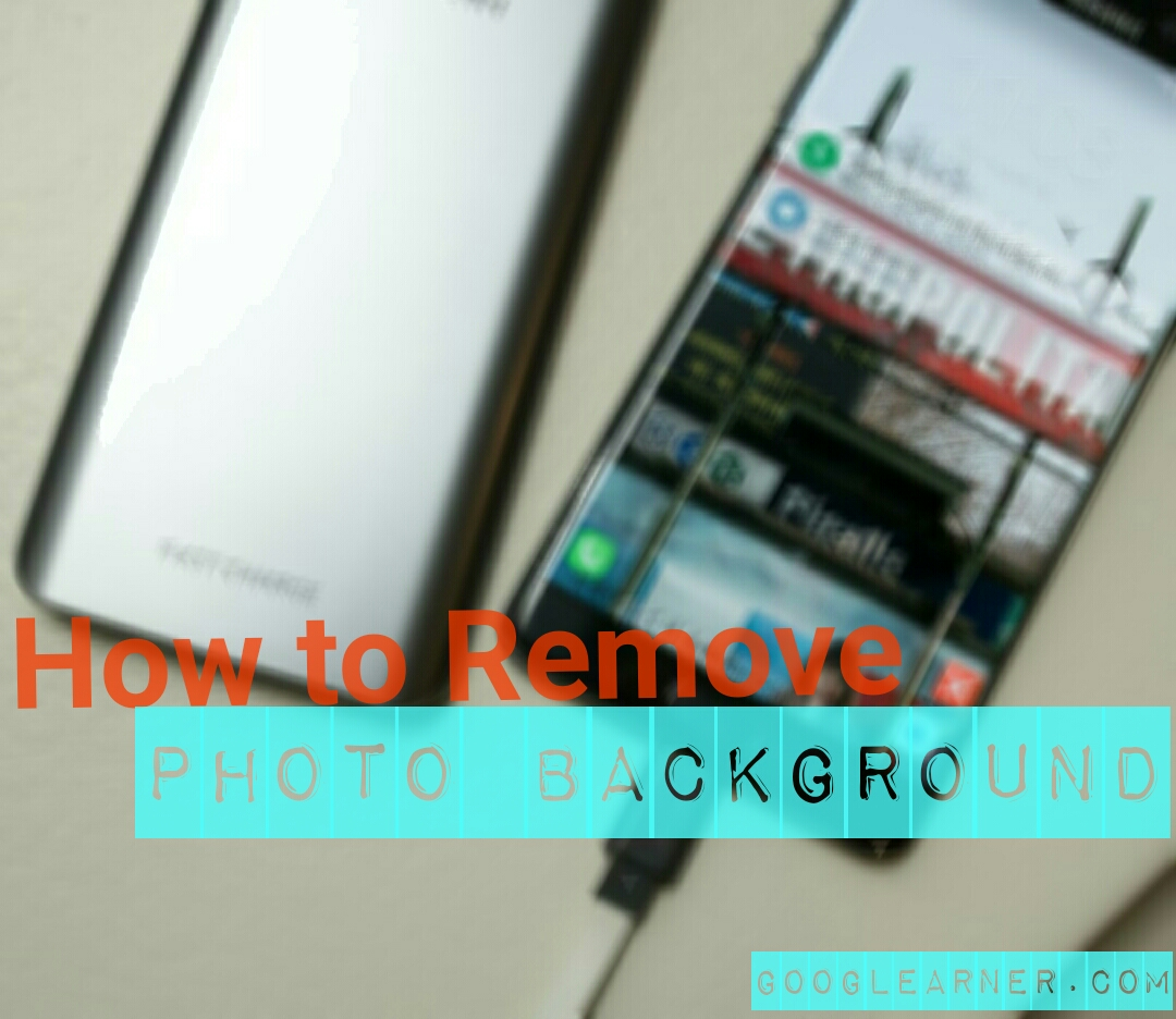 How to Remove Photo Background