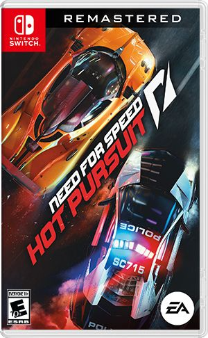 Need for Speed: Hot Pursuit Remastered v1.0 NSP XCI For Nintendo Switch
