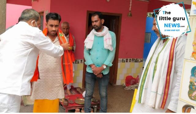 Pipra Bihar mla Shyam babu Yadav