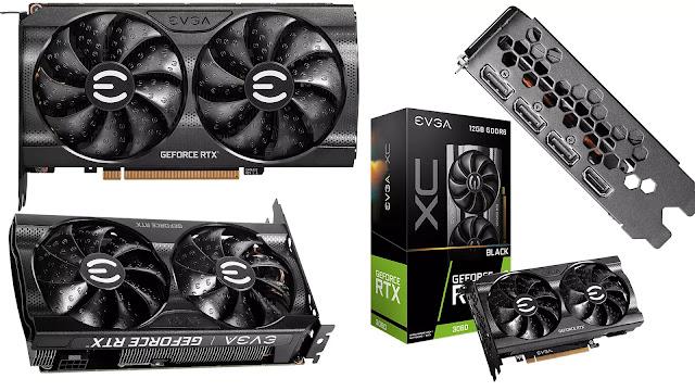 EVGA-GeForce-RTX-3060-12GB-XC-Black-Gaming-Top-Bottom-Side-IO-Box-View