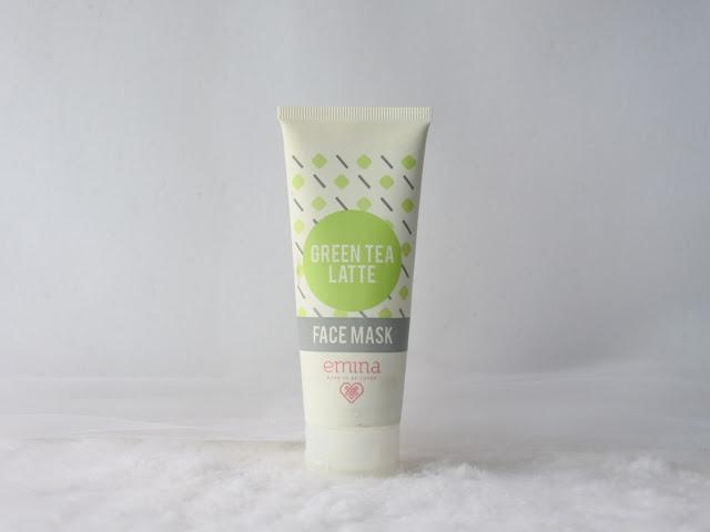Emina Face Mask Green Tea Latte