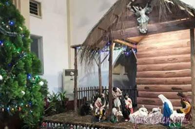dekorasi natal gereja 4