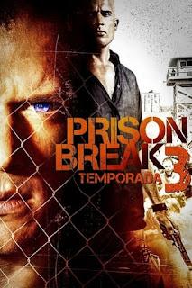 Baixar Prison Break 3ª Temporada Torrent Dublado - BDRip 720p