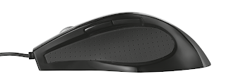 TRUST TRAX WIRED MOUSE 1600 DPI 22931