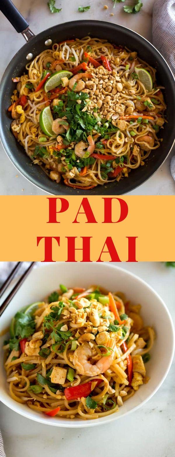 Pad Thai #SEAFOOD