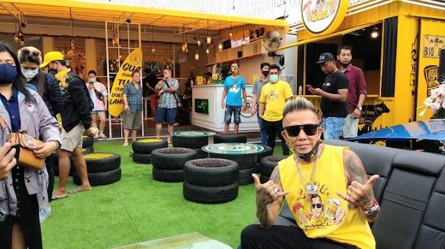 Opening Cafe Opa Gaul, Siap Ramaikan Berawa