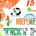 Independence day Text Png 2019 l 15 th August Text Png 2019