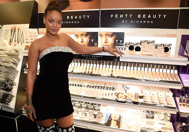 fenty beauty launch