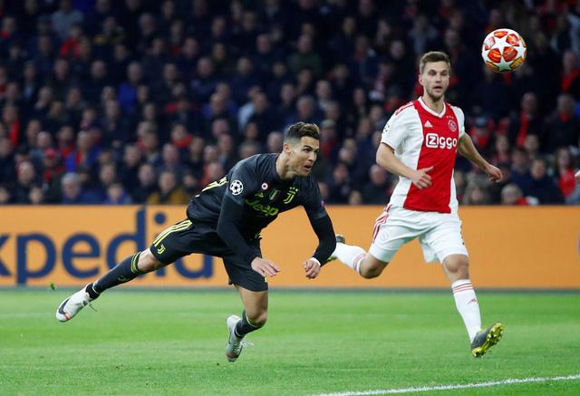 Ronaldo và sứ mệnh viết lại lịch sử Champions League 1