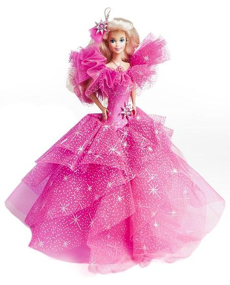 Barbie Feliz Natal 1990
