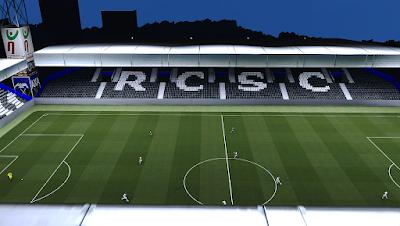 PES 2021 Stadium Stade du Pays de Charleroi