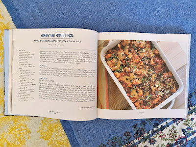 recipe for Shrimp and Potato Fiesta from Beach House Dinners cookbook by Lei Shishak