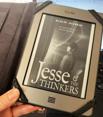 Kindle book, Jesse & The Thinkers