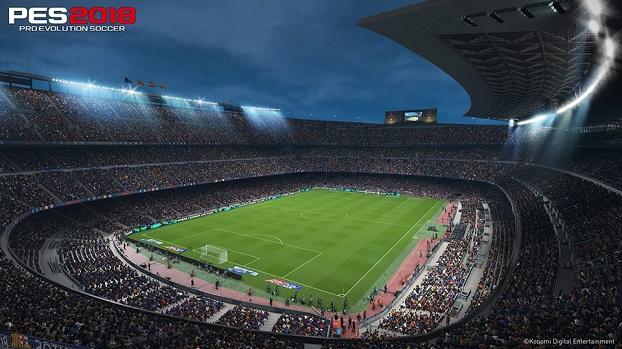 شركة كونامي تكشف عن لعبة Pro Evolution Soccer 2018 و الموعد الرسمي لاطلاقها