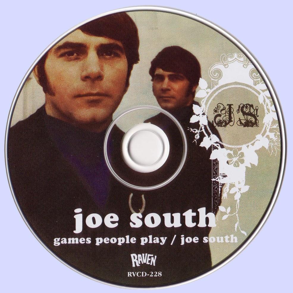 Plain And Fancy Joe South Games People Play Joe South