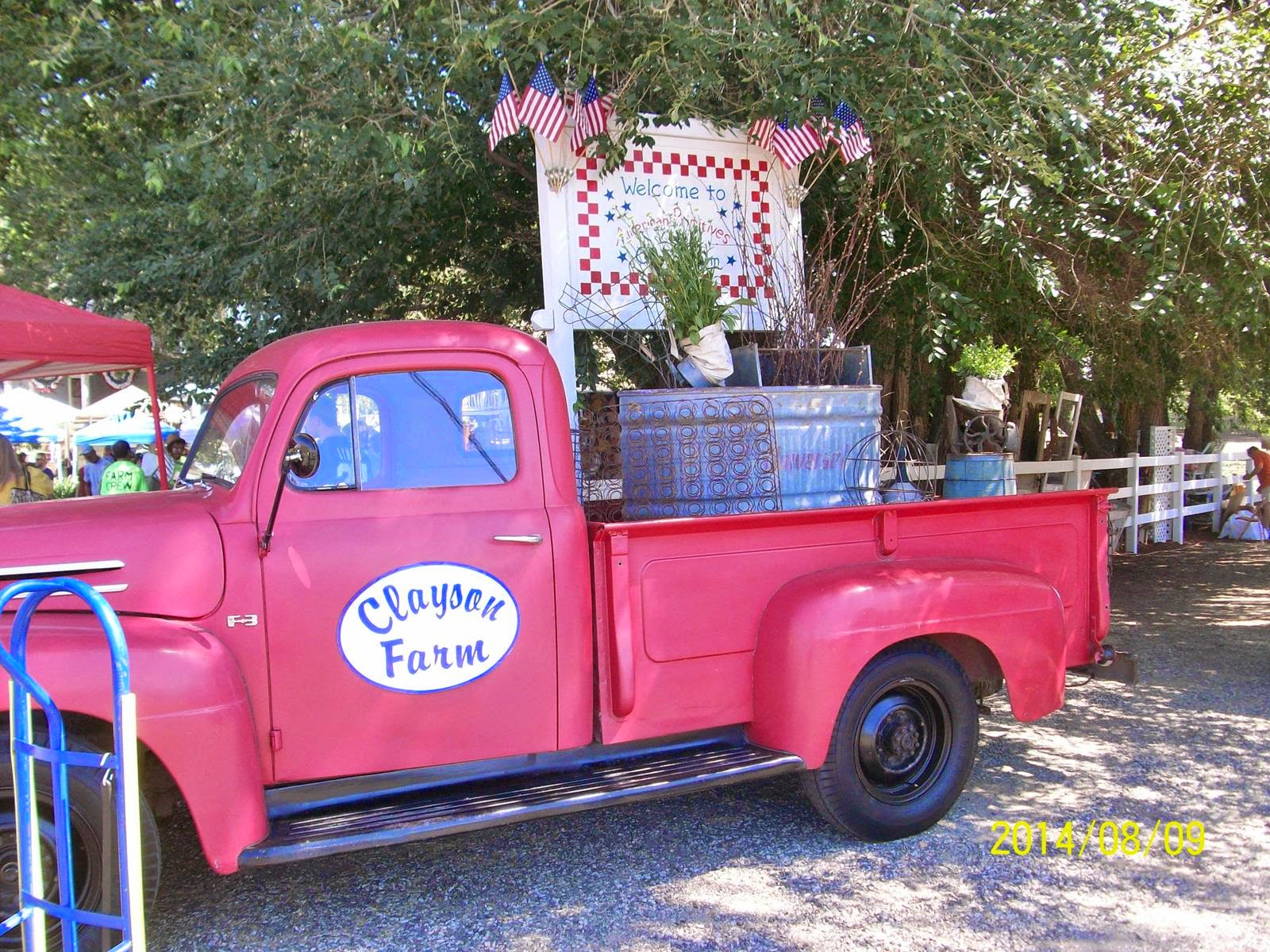 Clayson Farms Antique Show