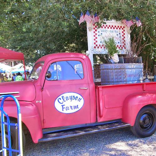 Clayson Farms Antique Show