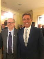 Rick Sincere Senator Jeff Flake fundraiser Never Trump David Boaz