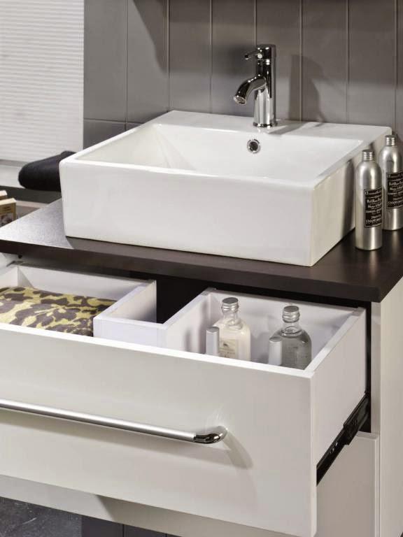 C mo elegir muebles de ba o revista tendenciadeco - Tiradores modernos para muebles de bano ...