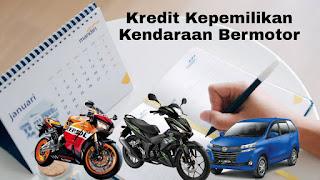 Jual Beli Motor Cash dan Kredit