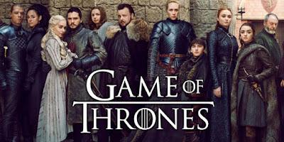 Terlayan Drama Game of Thrones