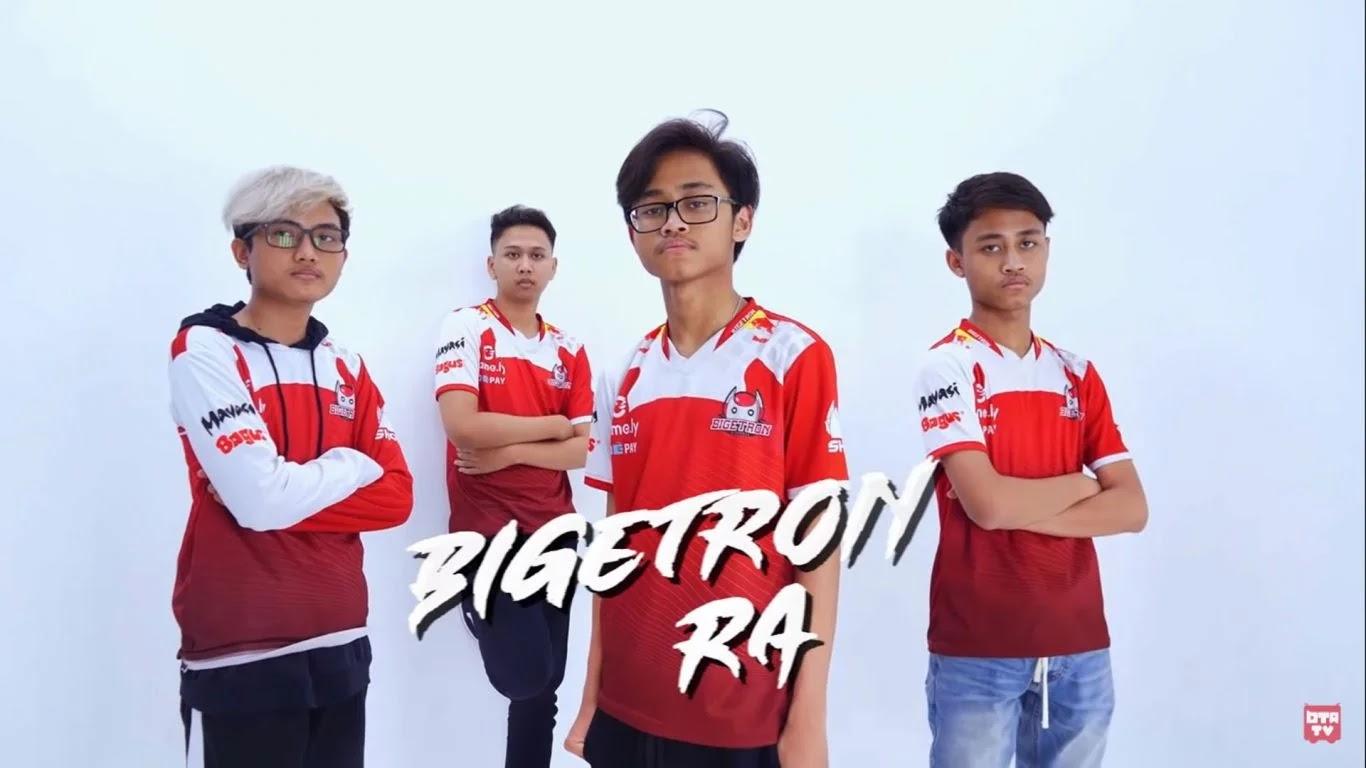 Bigetron Red Aliens Berhasil Menjadi Juara PMWL East Season Zero