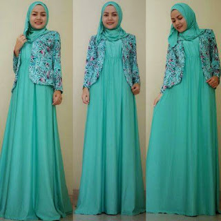 Aneka Baju Muslim Terbaru untuk Perempuan Muslimah dari blibli.com