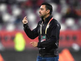 Barca legend Xavi nominated for coach of the season in Qatar