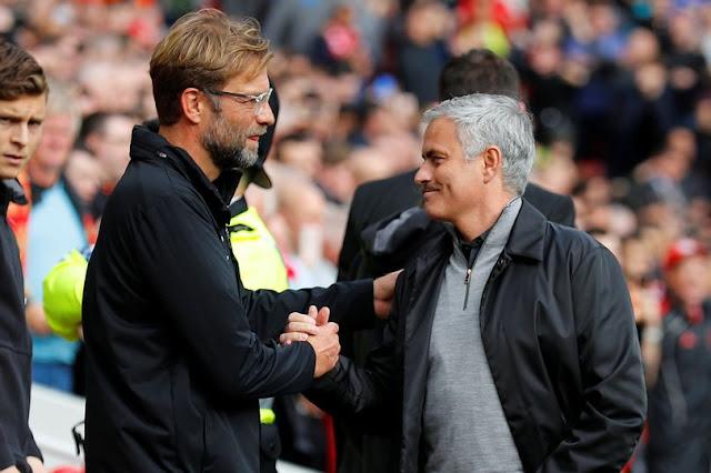 Liverpool Kalah Di Old Trafford Dengan skor 2-1