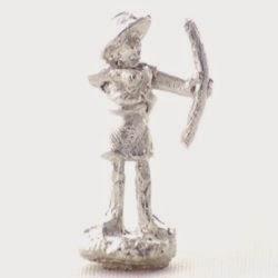 GRE3 Cretan archer.